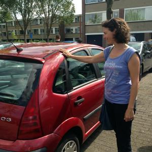 afscheid auto