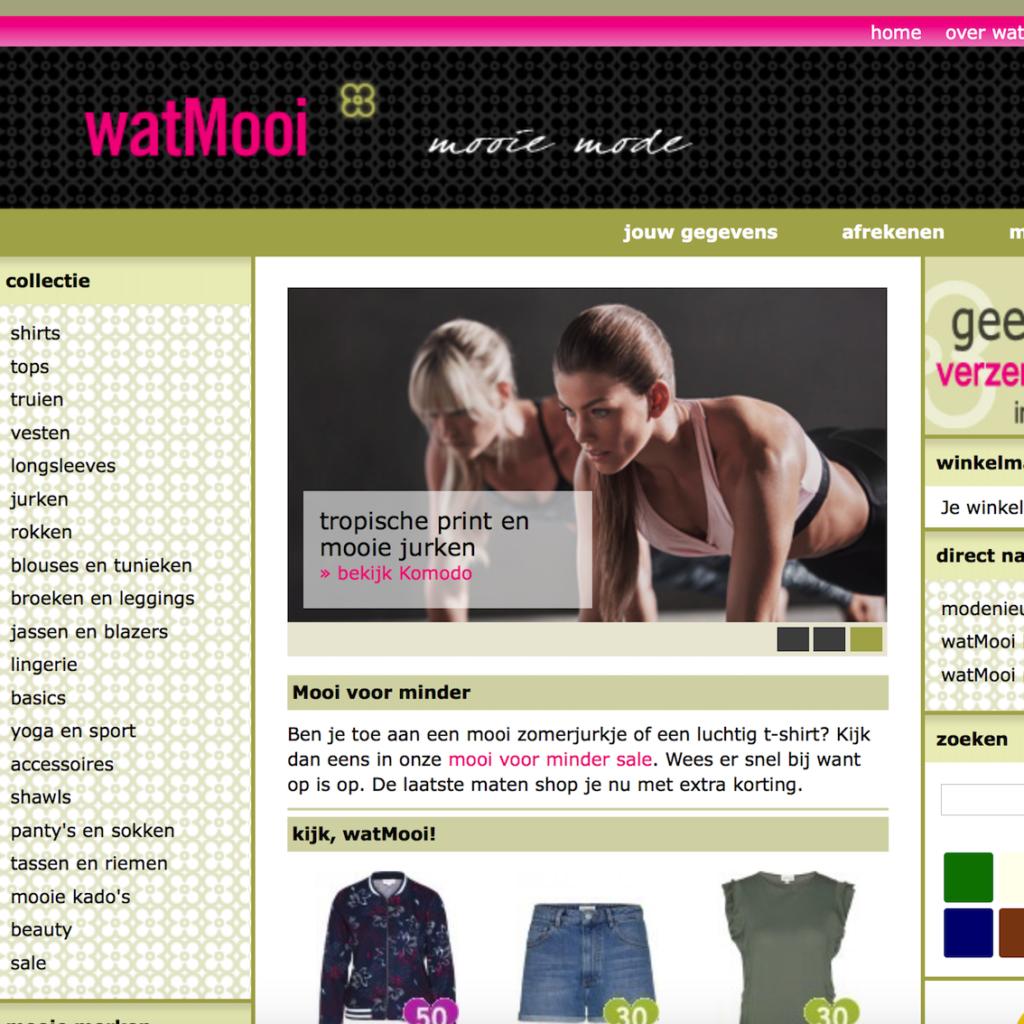 duurzame online kledingwinkel watmooi