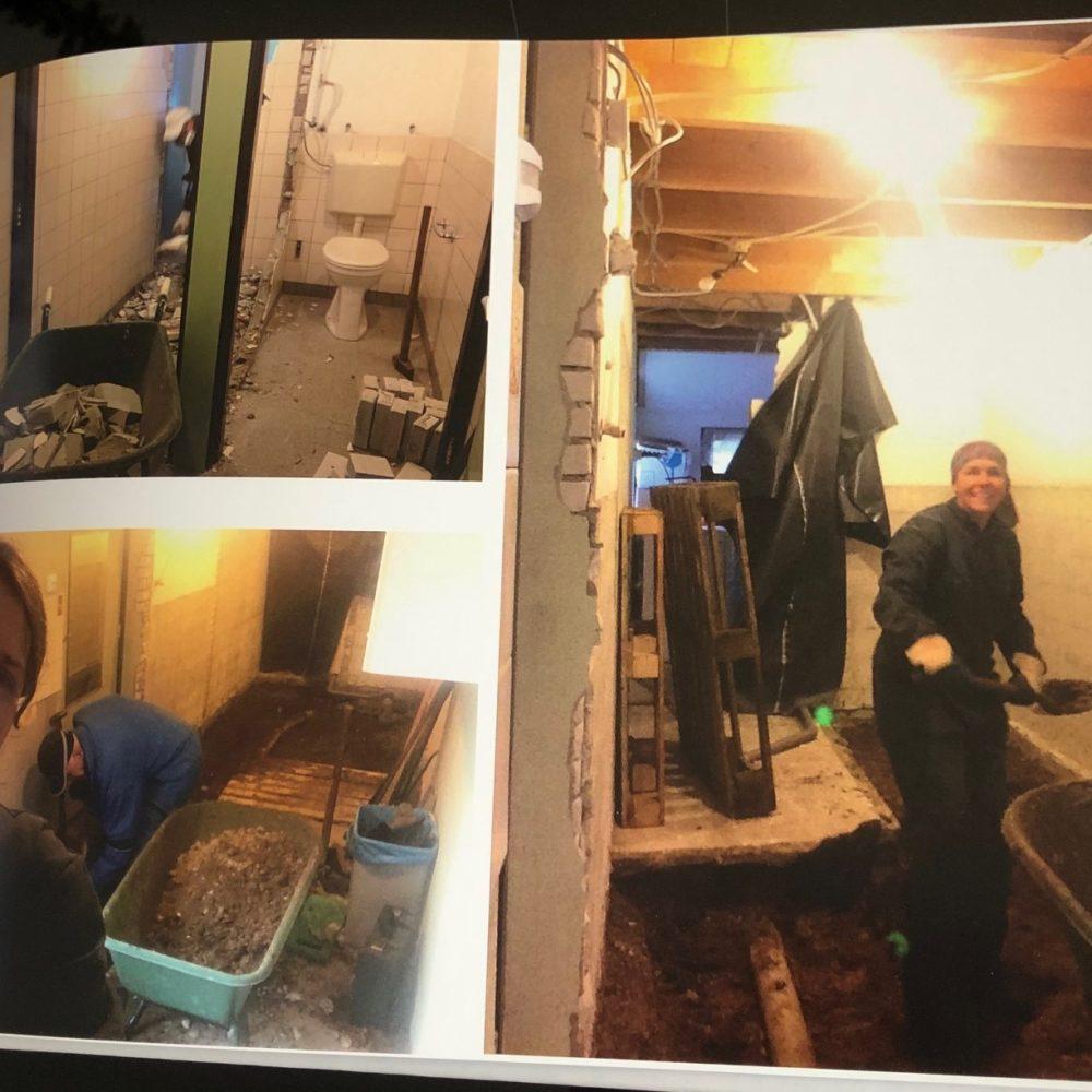 Onze verbouwing in een fotoboek